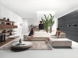 gorgeous home interior design showing modern living room furniture