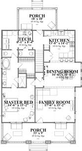 Hip Roof House Plans by 30 Best House Plans Images On Pinterest Country House Plans