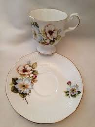 details about regency english bone china tea cup and saucer