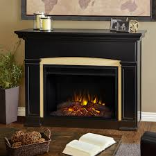 Black Electric Fireplace 58 5 Holbrook Grand Black Electric Fireplace