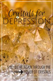 solar plexus crystals healing depression with crystals are your imbalanced chakras