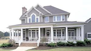 house with wrap around porch wrap around porch house designs country house plans with porches
