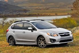 black subaru hatchback 2012 subaru impreza a closer look