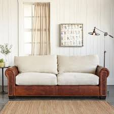 Leather Slipcover Sofa Best 25 Leather Couch Covers Ideas On Pinterest Leather Sofa