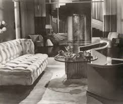 films without people art deco deco interiors and interiors