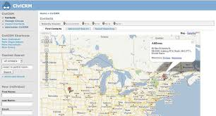 Google Map United States by Cool Google Maps Functionality Civicrm