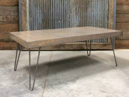 Hairpin Leg Console Table Home Furnishings Grain Designs