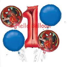 balloon wholesale wholesale 5pcs lot foil balloon birthday party