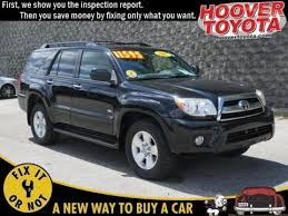 used car from toyota 167 used cars in stock near birmingham hoover toyota