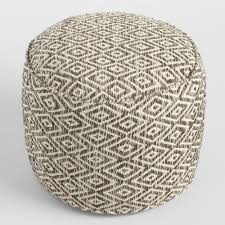 floor pillows floor cushions u0026 poufs world market