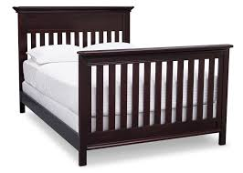 Bed Side Cribs by Fernwood 4 In 1 Crib Delta Children U0027s Products