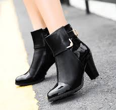 womens boots in fashion 2016 fashion s ankle boots thin high heels platform