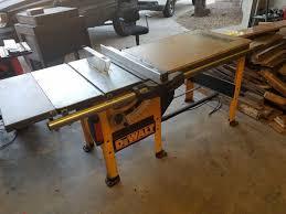 dewalt table saw dw746 dewalt dw746 hybrid 10 table saw with extension table tools