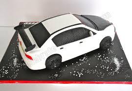 modified cars ideas honda civic celebrate with cake sculpted honda civic