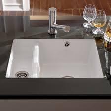 kitchen sink backsplash kitchen sinks prep white porcelain sink single bowl circular