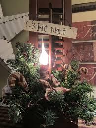 Christmas Craft Decor - primitive christmas decor christmas decor