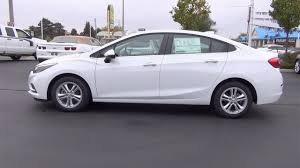 chevy cruze 2017 white 2018 chevrolet cruze lt summit white youtube