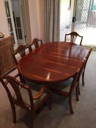 Yew Dining Room Furniture Dining Table In Caringbah 2229 Nsw Gumtree Australia Free Local
