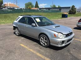 2002 subaru wrx wagon complete part out the subie recycler