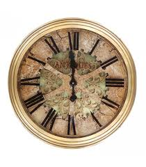 Grande Horloge Murale Carrée En Bois Vintage Achat Grande Horloge Murale Ronde En Métal Noir Style Industriel Grandes