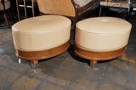 ora oval storage ottoman oval leather ottoman storage cape atlantic decor luxurious oval