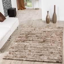 Wohnzimmer Ideen Grau Braun Teppich Grau Beige Fantastisch Teppich Torino Stone Optik Grau