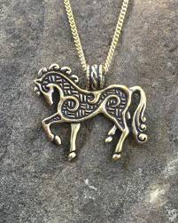 horse necklace pendants images Horse pendant crafty celts jpg