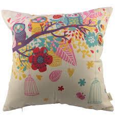 Sofa Pillow Cases P08 Throw Pillow Case Feather