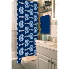 Chapel Hill Shower Curtain by Unc Tar Heels Shower Curtain Shower Curtain Pinterest