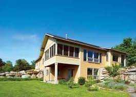 building a home in vermont passive solar design creating sun inspired homes green homes