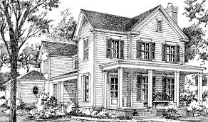 Historic Colonial House Plans Colonial House Plans Southern Living House Plans
