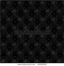 Black Upholstery Leather Black Leather Upholstery Texture Great Detail Stock Illustration