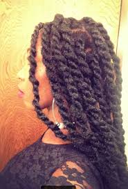 rastafarian hair kinky twists tutorial review on natural hair youtube