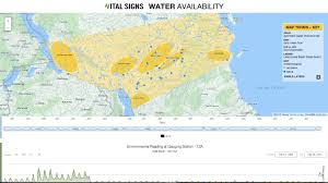 3m Center Map Map Of The Week Pulse Plotting The Vital Signs Of Water Gauging