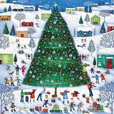 the woodland trust shop charity christmas cards 8 pack