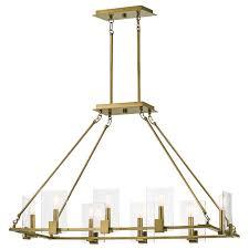 Antique Brass Kitchen Island Lighting 23 Best Brass Finishes Lighting Images On Pinterest Pendant