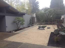 mid century modern backyard landscaping choosing mid century