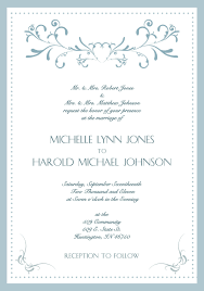 wedding reception card wedding invitation sles to friends awesome 45 lovable wedding