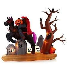 halloween inflatable ebay