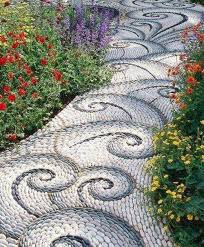 amazing unique walkway ideas for garden with fern art myohomes amazing unique walkway ideas for garden with fern art