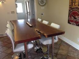 Walnut Live Edge Table by 93 Best Live Edge Furniture Salvaged Tree Tables Images On