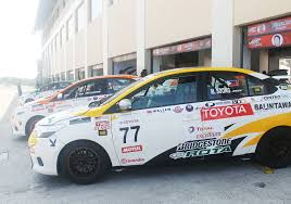 toyota philippines vios industry news race 1 of the 2017 toyota vios cup auto focus