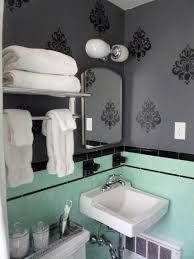 grey bathroom ideas with murals and mint green black porcelain bathroom decorating grey ideas with murals and mint green