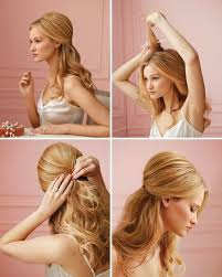 quick party hairstyles for straight hair wonderful hairstyle tutorials for long hair