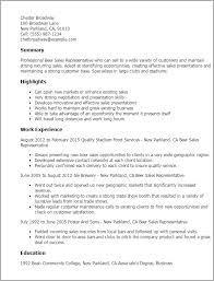 Good Sales Resume Examples by Stunning Door To Door Sales Resume 33 For Your Skills For Resume
