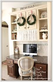 from my front porch to yours french farmhouse holiday kitchen 2013