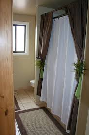 simple shower curtain bathroom ideas 30 just with home redesign