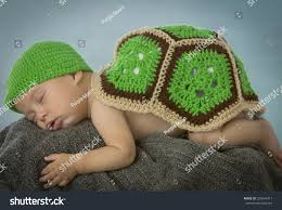 baby halloween background newborn baby dressed like turtle on stock photo 225944317