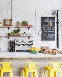 kitchens with brick walls kitchen chic white brick kitchen wall decor 20 minimalist