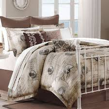 Pottery Barn Comforters White Seashell Bedding Seashell Bedding Becomes The Best